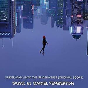 Spider-Man-Into-The-Spider-Verse-Original-Score-Daniel-Pemberton-NEW-CD