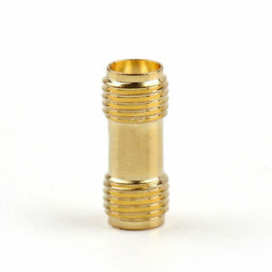 Straight-RF-SMA-female-to-SMA-female-jack-Connector-Adapter-BUY-3-GET-3-FREE
