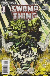 Swamp-Thing-Vol-5-1-Fast-Mint-NM-Dc-Comics-Modern-Alter