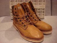 White Premiata Men's Bruce 350 Brown Shoes Boots Size 12 - Brand -