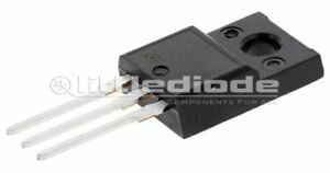 STP6NK60ZFP-N-Channel-MOSFET-6-A-600-V-MDmesh-SuperMESH-3-Pin-TO-220FP-STMicroe