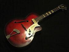 1961 Framus 5/59 Blackrose Sunburst Sorella Guitar W/ Original Pickup Unit
