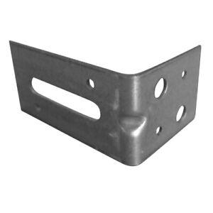 50x UA Anschlagwinkel 50 mm Winkelprofil Anschlusswinkel Trockenbau Ständerwerk