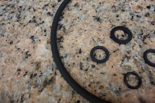 KIT12 Hayward CL200 Chlorateur Viton O-Ring Joint Rebuild Kit de pièces