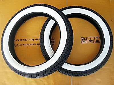 HONDA CA77 CA72 C77 C72 FRONT & REAR WHITE WALL TIRE SET DOT. STANDARD (bi) BID