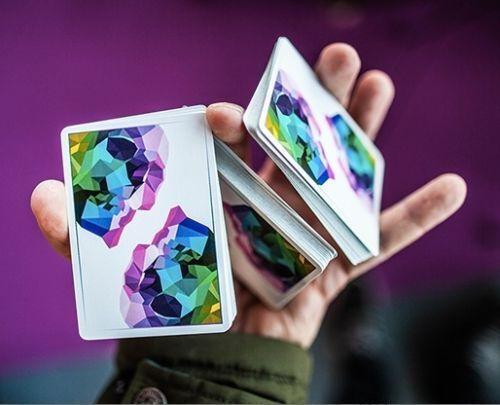 Memento Mori Playing Cards Deck by Murphys Magic and Chris Ramsay