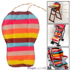 Rainbow-Baby-Kids-Stroller-Pram-Pushchair-Soft-Car-Seat-Liner-Pad-Mat-Cushion-A
