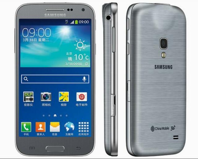 """Samsung Galaxy Beam2 SM-G3858 5MP 3G Smartphone with Built-in Projector 4.66"""""""
