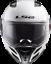 LS2-FF324-METRO-EVO-DUAL-VISOR-FLIP-FRONT-MOTORBIKE-ADVENTURE-HELMET-GLOSS-WHITE thumbnail 3