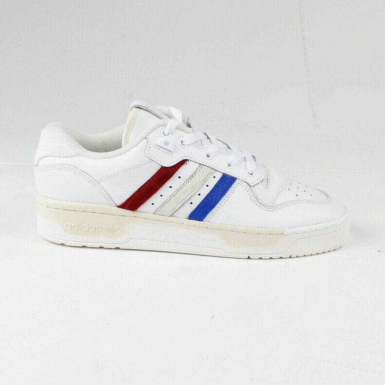 Adidas Rivalry Low Shoes Trainers – Cloud White/Cream/White in UK Size 8,11