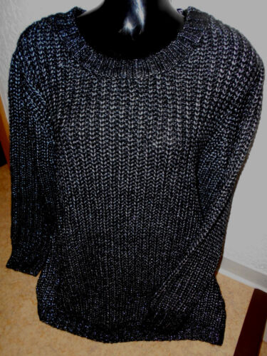 Pullover jette New New Black Chunky Top Exclusive q4t0FtPHxw