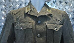 1940'2 M39 104cms Wwii Size Army Swedish Wool Dated Fitted Genuine Jacket qTBw0OO
