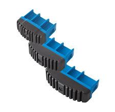 1 Paar Fußkappen Holm 33//40x20mm Safety Solidy Dopplo Monto Corda Leiter Krause