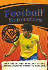 Football Superstars by Parragon (Paperback, 2008)