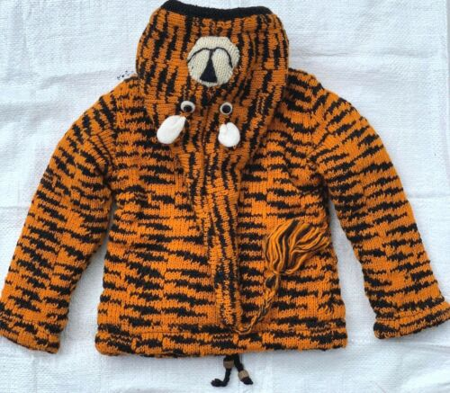 Children Unisex Girls//Boys Coat Kids Fleece Hoodie baby Festival Clothes Jacket