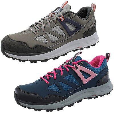 Détails sur Salomon Instinct Pro Femme Chaussures De Randonnée GrisBleu Chaussures Trekking Bottes NOUVEAU afficher le titre d'origine