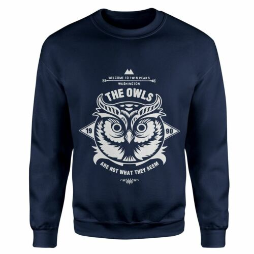 The Owls Animals T-Shirt Great Peaks Hotel Northern Diner Rr One Eyed Twin D120