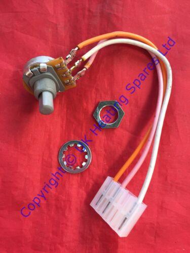 Idéal Elan 2 NF230 NF240 NF250 NF260 /& NF280 Potentiomètre Harnais Kit 171877
