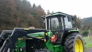 Auspuff 55-58mm anschluß für Traktor Schlepper