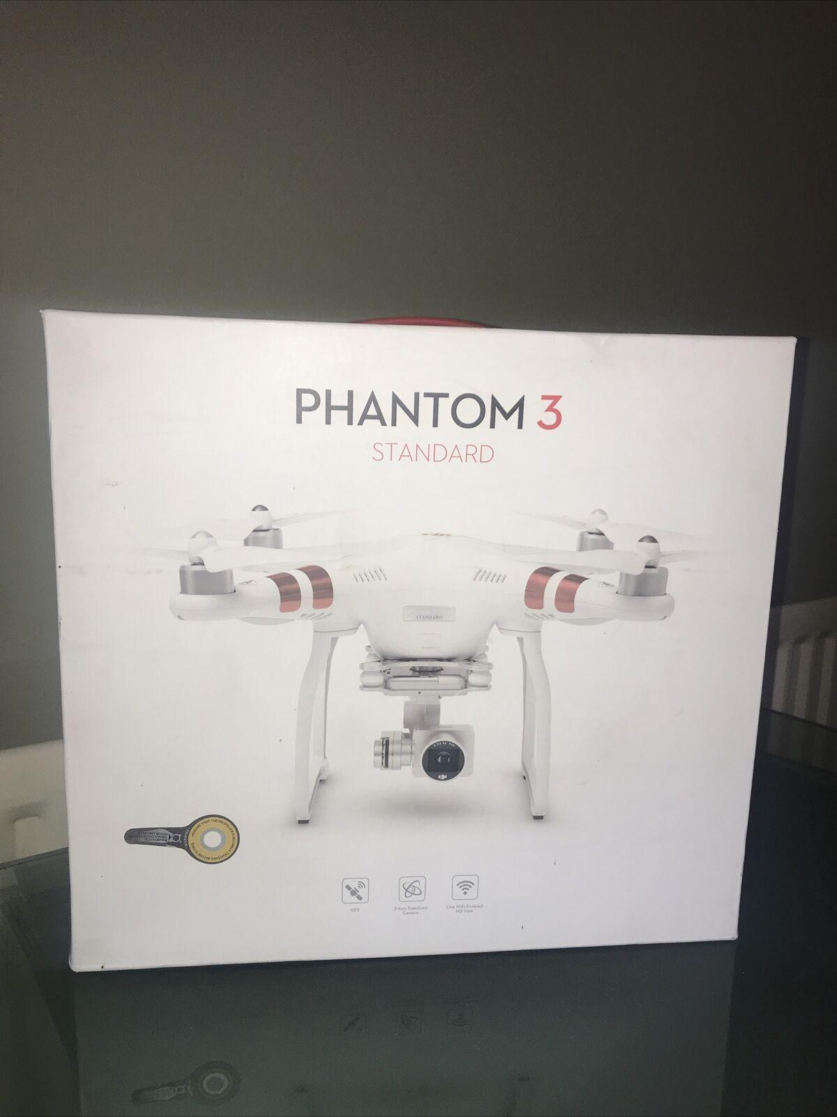 Phantom 3, Standard EMPTY Box