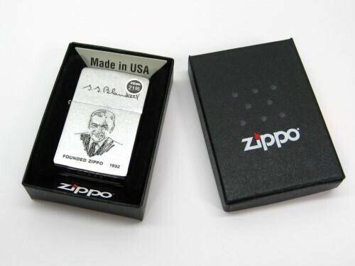 Zippo 200fl 1932 founders lighter chrome