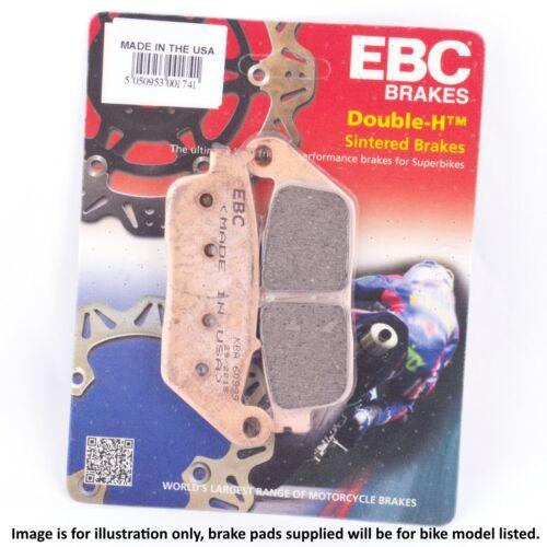 K44 Disc has fixed bobbins 2008 EBC Sintered HH Rear Brake Pads BMW K1200 GT