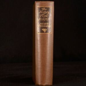 1925-The-History-of-Tom-Jones-Henry-Fielding-Illustrated-R-Wheelwright-Signed