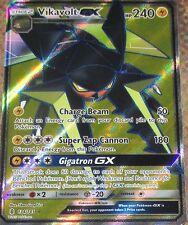 Pokemon TCG SM GUARDIANS RISING : VIKAVOLT GX 134/145 FULL ART