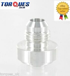 AN-6-AN6-6-JIC-AN-06-Male-Aluminium-Weld-On-Fitting-Round-Base