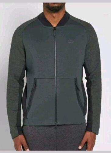 Tech de Negro 886617 o chaqueta Varsity Tama o Verde 332 Fleece Nike Peque qZwxdXRAZ