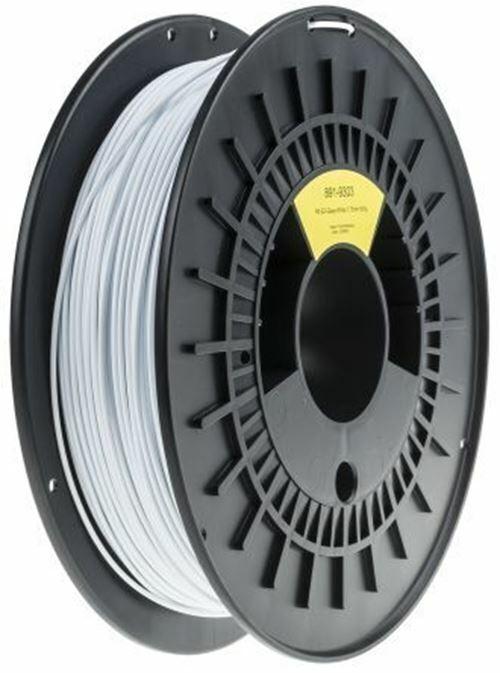 RS PRO 1.75mm White PET-G 3D Printer Filament, 500g