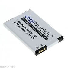 Batterie Siemens Gigaset SL78 SL78H SL780 SL785 SL788 SL400 SL400A SL400H SL4