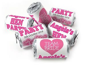 Personalised-Mini-Love-Heart-Sweets-for-Hen-Party-Team-Bride-Silver-Foils-V7