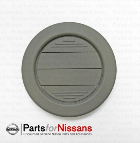 GENUINE NISSAN 2004-2012 ARMADA ROOF A//C AIR VENT GRILLE SET OF 4 NEW OEM