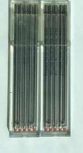 SCHMIDT-MINE-635-M-Medium-Point-Ink-Cartridge-Refills-RED-10-PACK-SWAROVSKI