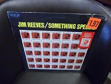Jim Reeves Something Special LP 1971 RCA Records IN Shrink VG+