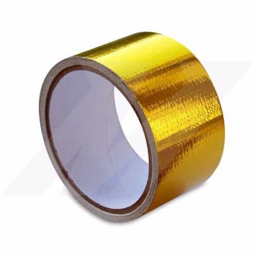 Mishimoto 2 Inch X 35 Feet Heat Defensive Reflective Tape MMGRT-235
