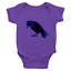 Infant-Baby-Rib-Bodysuit-Jumpsuit-Romper-Clothes-Beautiful-Black-Crow-Raven-Bird thumbnail 20