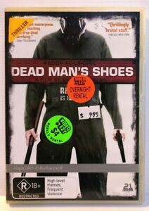 Dead-Man-039-s-Shoes-DVD-Free-AusPost-with-Tracking