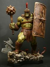 BOWEN DESIGNS INCREDIBLE HULK #003/1200 STATUE PLANET VERSION AVENGERS SIDESHOW