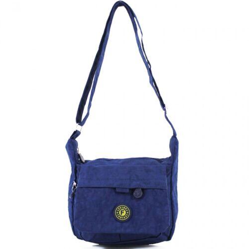 Ladies Cross Body Messenger Bag Women Shoulder Over Bag Holiday Travel Handbag