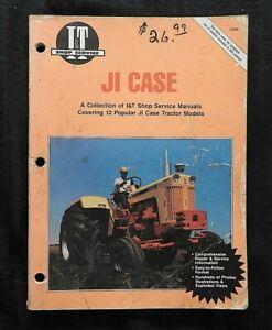 Estuche-500-600-900B-430-470-530-570-630-730-830-930-1030-Tractor-I-amp-t-Reparar