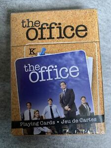 NBC The Office TV Series Playing Cards 52 Card Deck - New & Sealed
