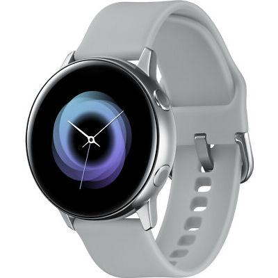 Samsung Galaxy Watch Active R500 Silver 4GB (Bluetooth 4.2) Smartwatch