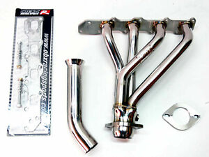 Exhaust-Header-Fits-1997-1999-Malibu-1999-2001-Alero-Grand-Am-2-4L-By-OBX-Racing
