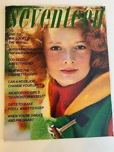 Seventeen-Magazine-November-1971-Sunny-Redmond-Cybil-Shepherd-Cheryl-Tiegs