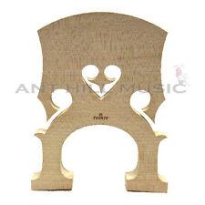 Tourte German Made Maple Uncut Upright Double Bass Bridge 3/4 size 10B