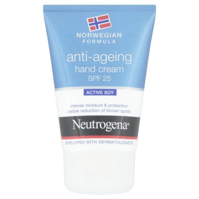 Neutrogena Norwegische Formel Anti Aging Handcreme SPF25 (50ml)