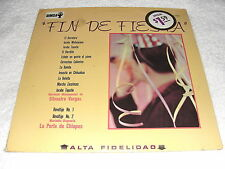 "Silvestre Vargas/ La Perla de Chiapas ""Fin de Fiesta"" 1960's Latin LP, SEALED!"