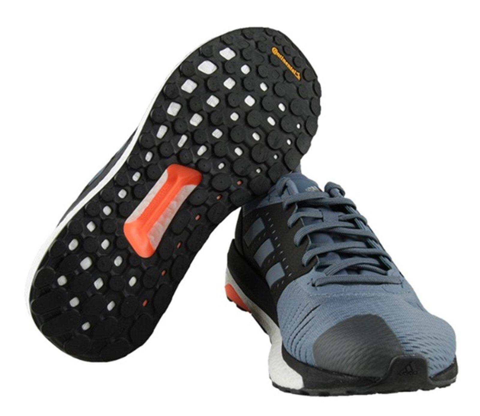 Adidas Zapatos De Entrenamiento Para Hombre Solar Glide St Correr gris Negro Zapatillas Zapato CM8048